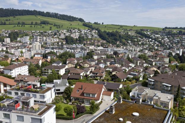 Die Gemeinde Kriens ist ab dem 1. Januar offiziell eine Stadt