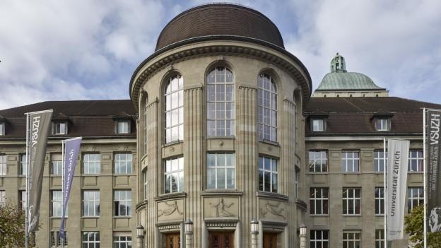 Die Uni Zürich publiziert eine Sponsorenliste im Internet