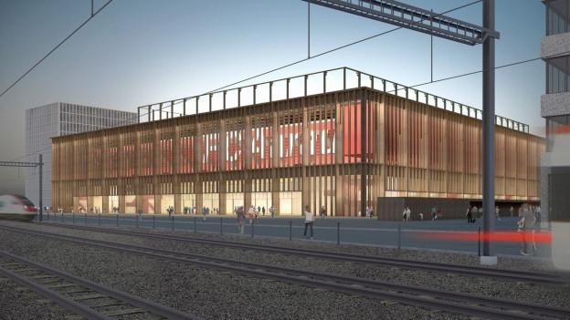So soll das Stadion Torfeld in Zukunft aussehen