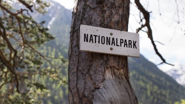 Der Schweizerische Nationalpark.