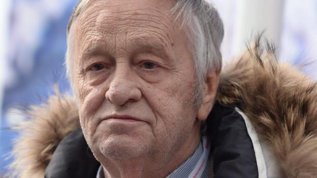 Gian Franco Kasper, Mitglied IOC