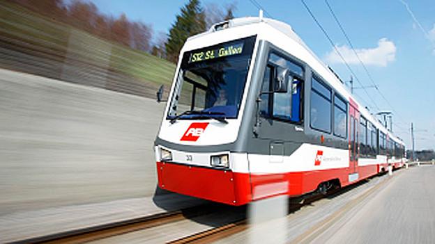Eine Direktverbindung von Trogen via St. Gallen nach Appenzell ist Ziel der DML.