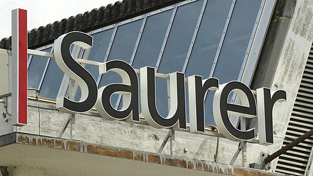 Saurer soll als Marke wieder auferstehen.