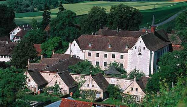 Das Thurgauer Kunstmuseum ist in der Kartause Ittingen untergebracht.