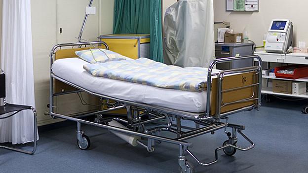 Dank neuem Spitalverbund sollen die Spitalstandorte besser genutzt werden.