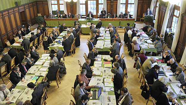 Der Thurgauer Grosse Rat hat die Koran-Initiative für ungültig erklärt.