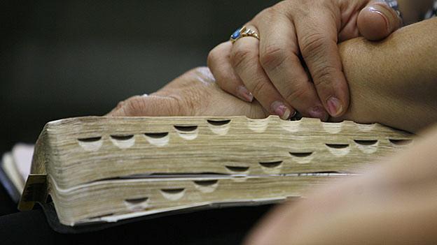Ein Bild des Korans.