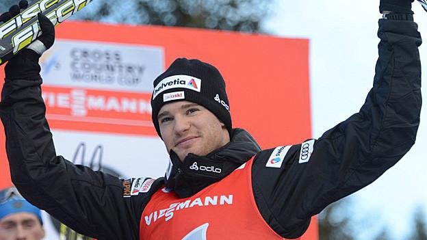Dario Cologna: sportlich erfolgreich und nun auch «Schweizer des Jahres».