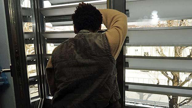 Die verurteilten Asylsuchenden wurden auf andere Empfangszentren verteilt.