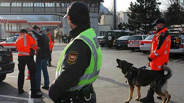Die Rheintaler Polizei bald im nahen Ausland im Einsatz.