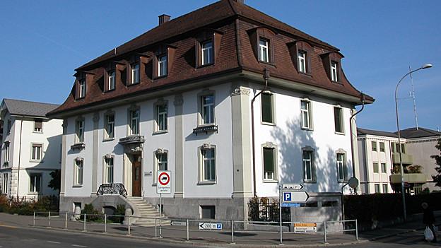 Der Hauptsitz der EKT in Arbon zieht nicht um.
