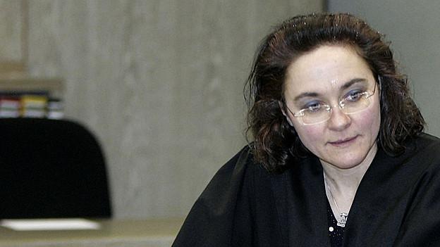 Sylvia Stolz auf einem Bild aus dem Jahre 2007 als sie noch nicht mit einem Berufsverbot als Rechtsanwältin belegt war.