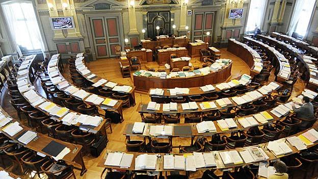 Das St. Galler Kantonsparlament steht vor einer Neuorganisation.