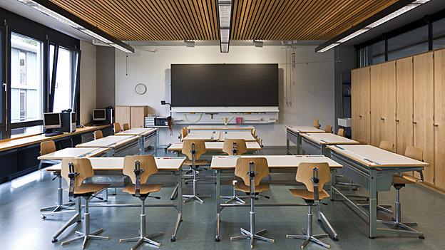 An den St. Galler Mittelschulen gibt es künftig weniger Englischunterricht