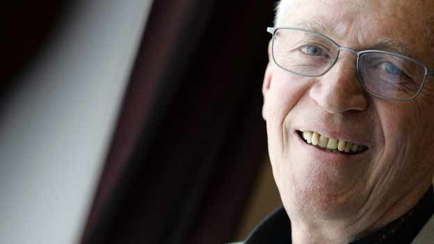STS-Präsident Heinz Lienhard.