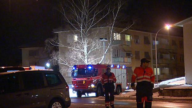 Zwei Tote nach Schiesserei in St. Margrethen.