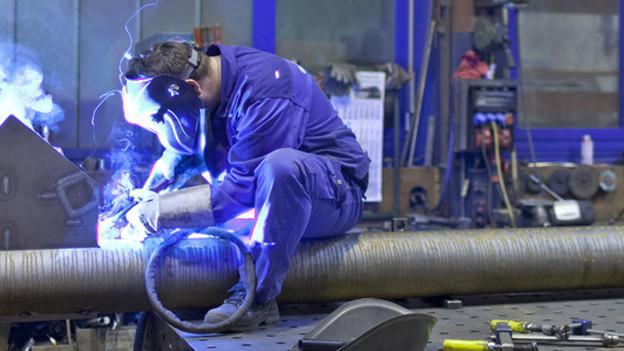 Die Ostschweizer Industrie erwartet wieder mehr Aufträge.