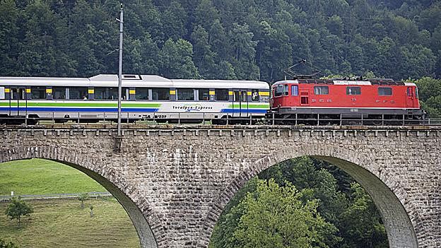 Die St. Galler Regierung sieht den Regionalverkehr bedroht und interveniert beim Bund.