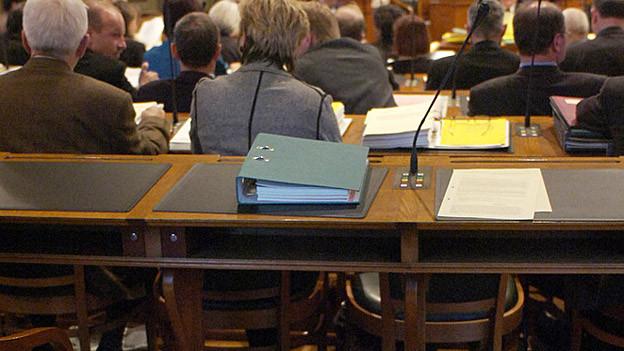 Das St. Galler Kantonsparlament hat sich auf einen Kompromiss geeinigt.