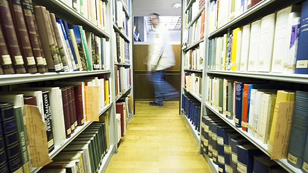 Auch der St. Galler Kantonsrat will die Bibliotheken im Kanton fördern.
