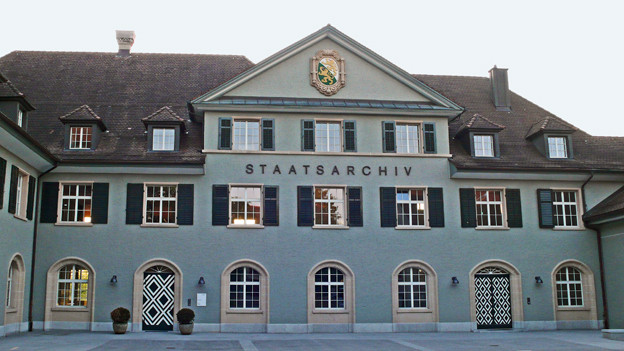 Geht es nach dem Kanton, sollen die Dokumente im Staatsarchiv bleiben.
