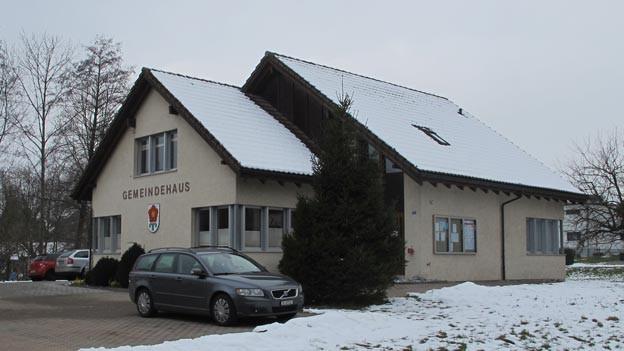 Im Güttinger Gemeindehaus kehrte in den letzten Monaten keine Ruhe ein.
