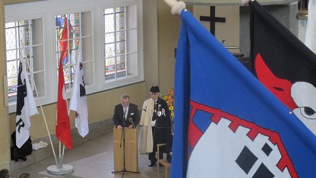 Die gemeinsamen Jubiläumsfeiern der Appenzeller Kantone sind eröffnet.