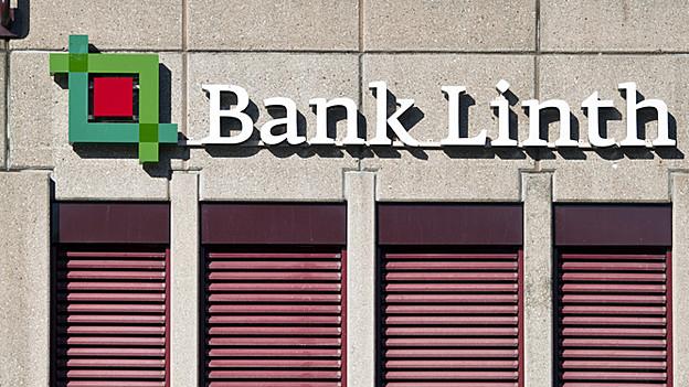 Die Bank Linth macht weniger Gewinn.