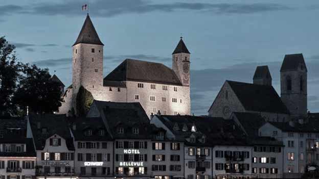 Das Schloss Rapperswil soll offener und attraktiver werden