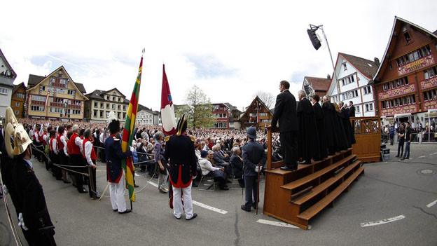 Das Image des Kantons soll wieder hergestellt werden.
