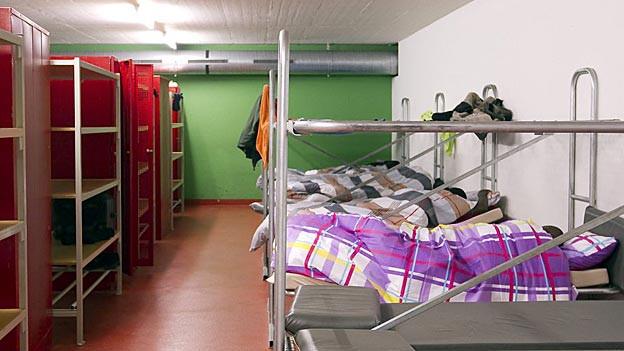 Auch in Mels sollen Betten bereitgestellt werden.