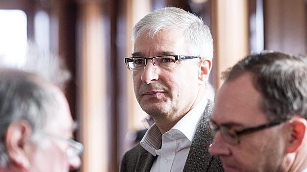 Für FDP-Kandiat Paul Signer stehen die Chancen am besten.