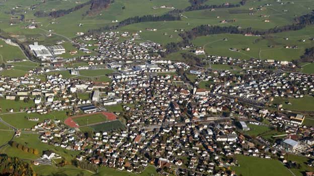 Schneller von Appenzell nach St. Gallen: Die Durchmesserlinie macht's möglich.