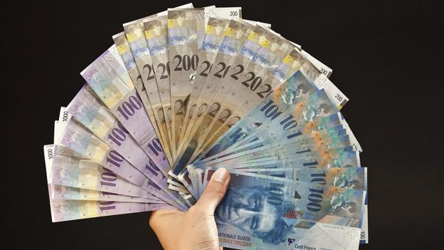 Gegen 400 Millionen Franken kostet der Umbau der St. Galler Pensionskassen.