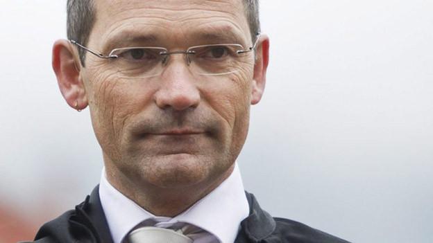 Daniel Fässler wurde an der Innerrhoder Landsgemeinde 2013 zum regierenden Landammann gewählt.