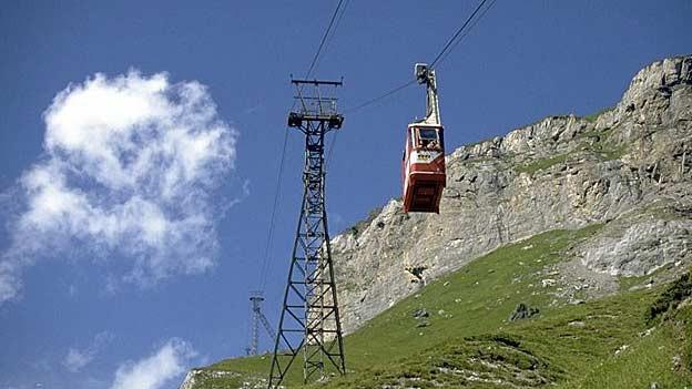 Die alte Cassonsbahn soll bis 2025 in Betrieb bleiben.