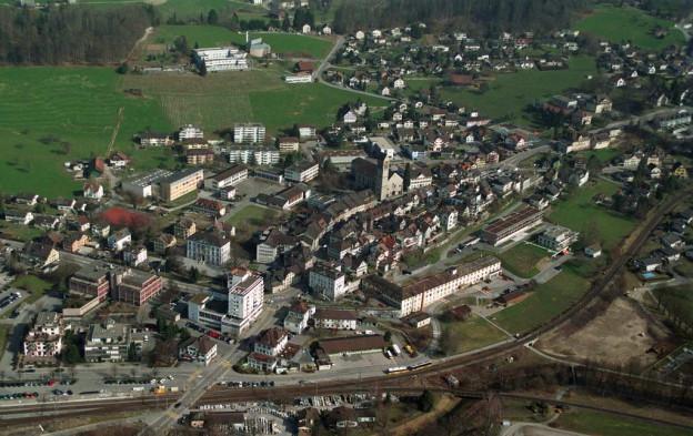 Die Gemeinde Uznach steht für den Kanton nicht an erster Stelle.