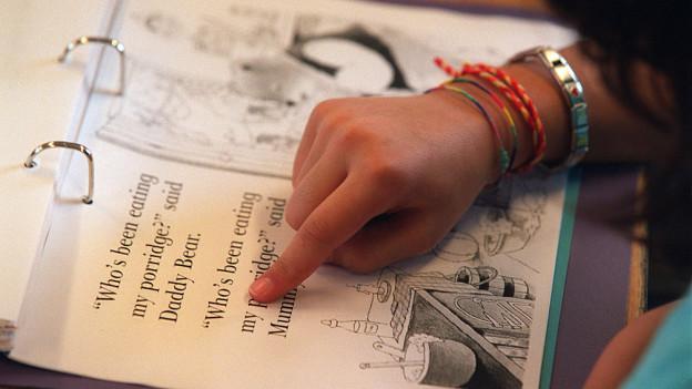 Bündner Kinder sollen nur eine Fremdsprache lernen und zwar Englisch