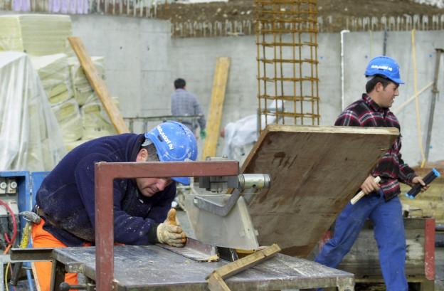 Auch die St. Galler Bauwirtschaft boomt.