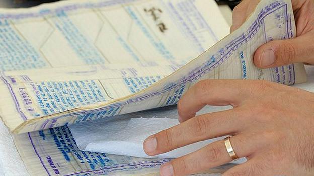 Die alten Dokumente bleiben im Thurgauer Staatsarchiv.