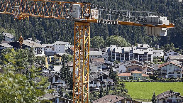Der neuste Bundesgerichtsentscheid hat Folgen für Baubewilligungen beim Zweitwohnungsbau.