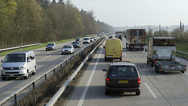 Falls der Nationalrat zugunsten der Autofahrer entscheidet, entfallen dem Kanton St. Gallen Millionen.