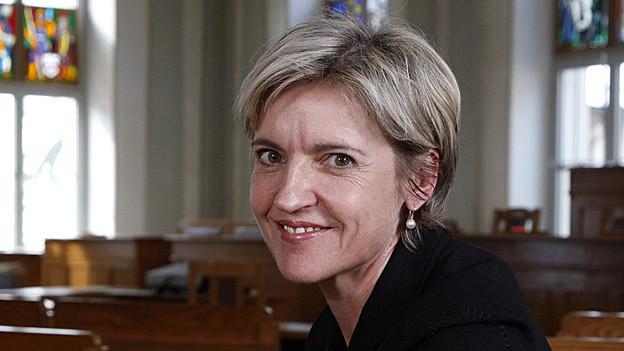 Die Glarner Regierungsrätin Marianne Dürst tritt ab