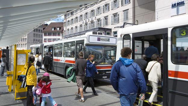 Das Angebot des öffentlichen Verkehrs soll gebündelt werden.
