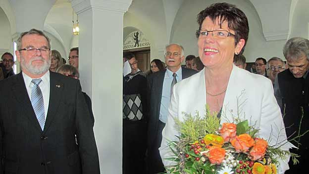 Marianne Koller wurde durch das Volk zur Frau Landammann gewählt - neu soll sich das ändern.
