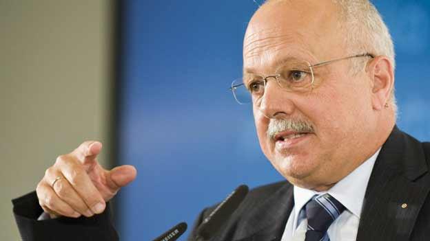Konrad Hummler zum Bankenplatz Schweiz