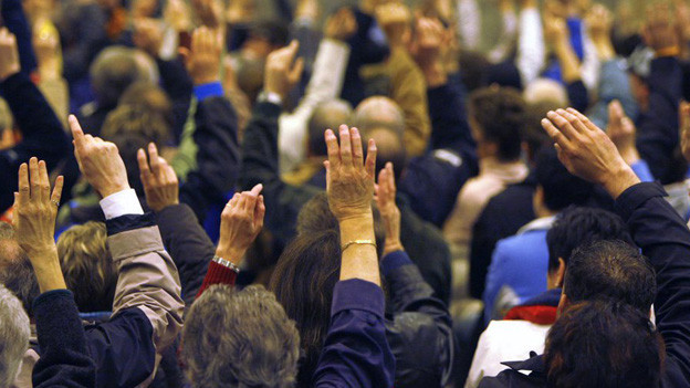 Die Bürger von Uznach und Schmerikon erhoffen sich von einer Fusion Synergien.