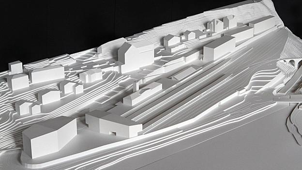 Der Bahnhof St. Moritz soll für 65 Millionen Franken umgebaut werden