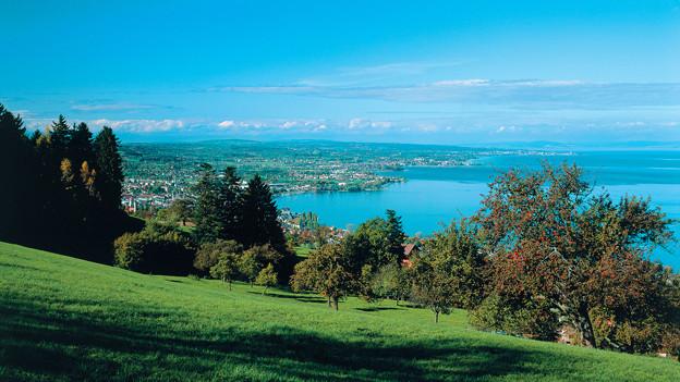 Bereits in der Vergangenheit hat die Ostschweiz das günstigere Leistungspaket bei Schweiz Tourismus gebucht.