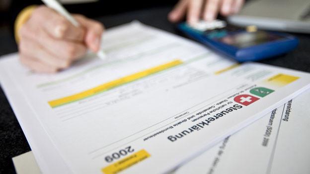 Der Kanton St. Gallen will Steuersünder vermehrt aufspüren.